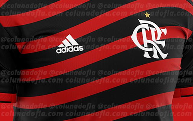 Confira o modelo da camisa do Flamengo que foi vetado pelo Conselho