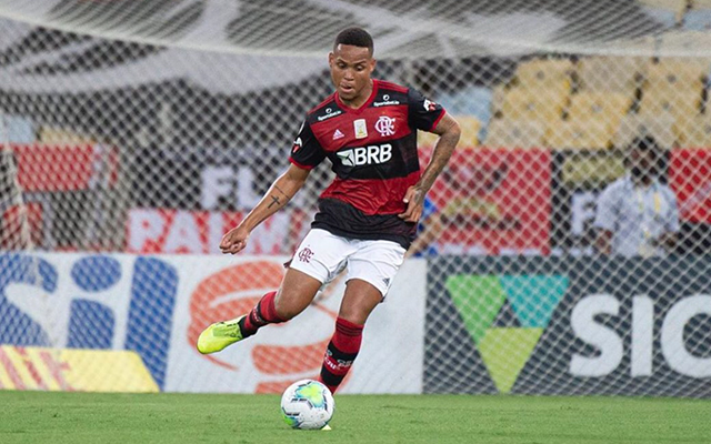 Em busca da titularidade na zaga, Natan é líder em lançamentos certos do Brasileirão