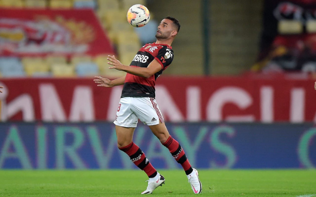 Com Thiago Maia lesionado, Flamengo só possui dois volantes no elenco principal