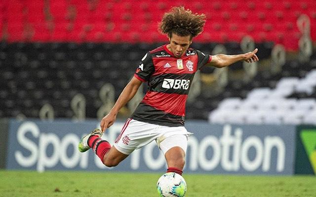 No comando do Benfica, Jorge Jesus pede contratação de volante do Flamengo