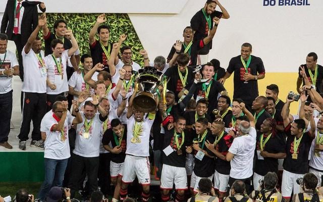 Flamengo comemora aniversário de sete anos da conquista da Copa do Brasil de 2013