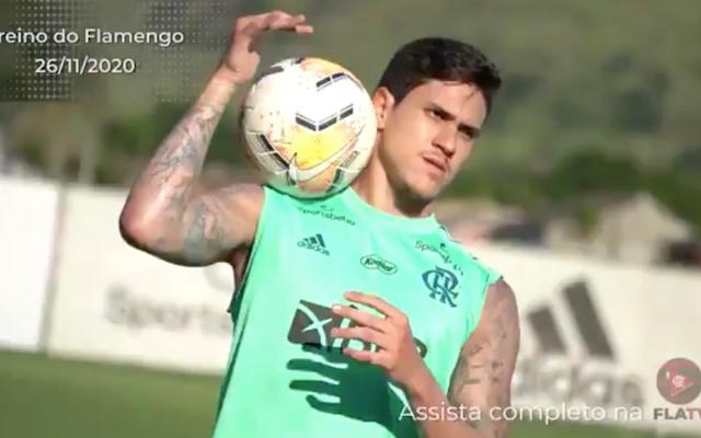 Flamengo já tem prazo estipulado para definir o futuro de Pedro no clube