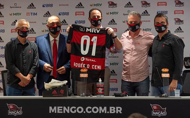 Solidez defensiva e força em casa: veja como Rogério Ceni pode 'acertar' o  Flamengo - Flamengo   Coluna do Fla