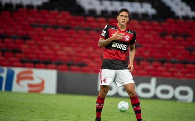 Pedro fala sobre briga por titularidade no Flamengo e mira Seleção Brasileira
