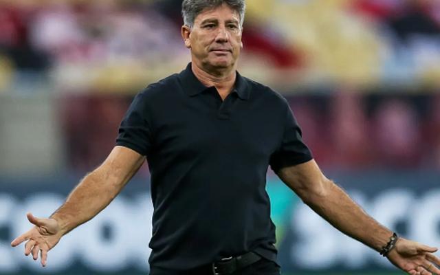 �Se o Flamengo trouxe o Rog�rio sem credenciais pra comandar a equipe, por que n�o considerar o Renato?�, diz comentarista