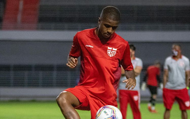 Emprestado pelo Flamengo, Bill comete ato de indisciplina no CRB