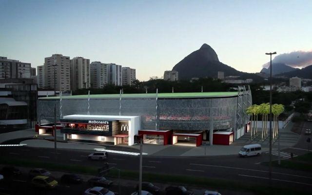 Arena do Flamengo tem quest�es pol�ticas e internas que impedem andamento do projeto