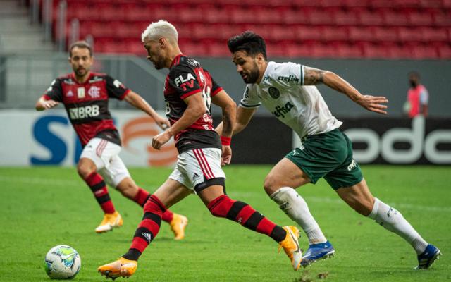 Flamengo encara o Palmeiras pela Supercopa do Brasil; final está marcada para abril