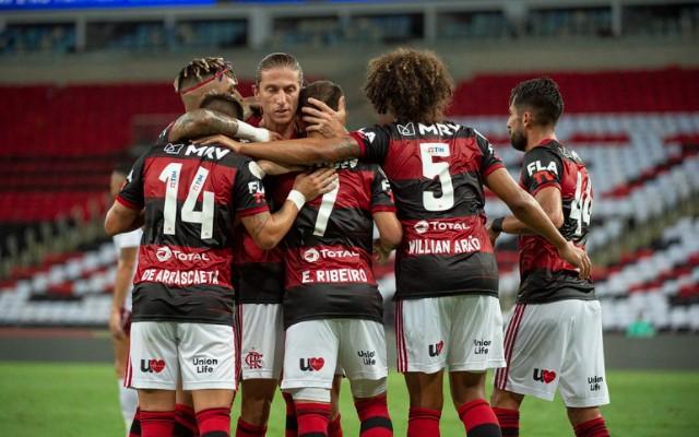 Flamengo planeja ganhar duas posições na próxima rodada do Brasileirão