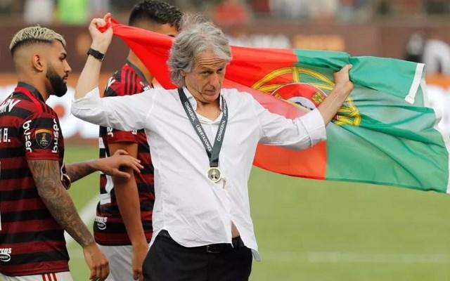 Jorge Jesus revela torcida por compatriota na final da Libertadores