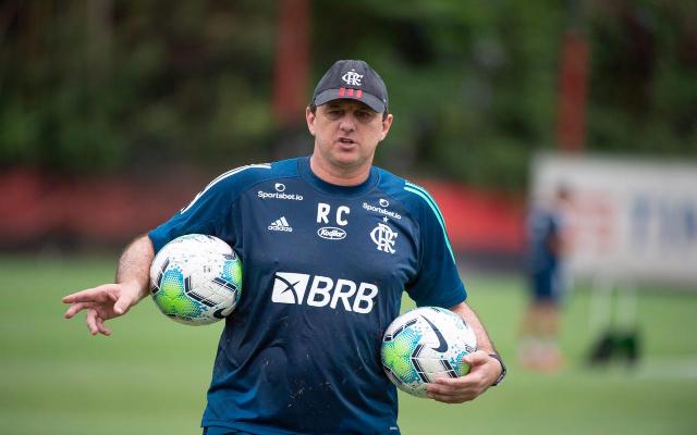 A intensidade é a mesma, Bruno Henrique aponta semelhança entre treinos de Rogério Ceni e Jorge Jesus