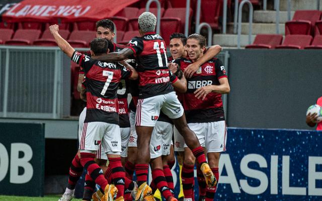 Flamengo pode igualar marca feita com Jorge Jesus na temporada 2020