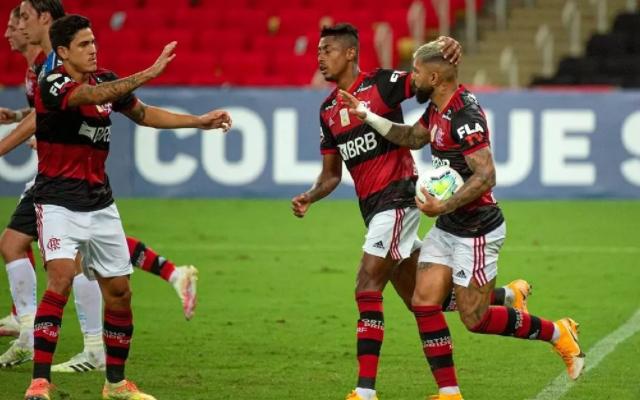 Atual campeão brasileiro, Flamengo foi o segundo clube a marcar mais pontos na década