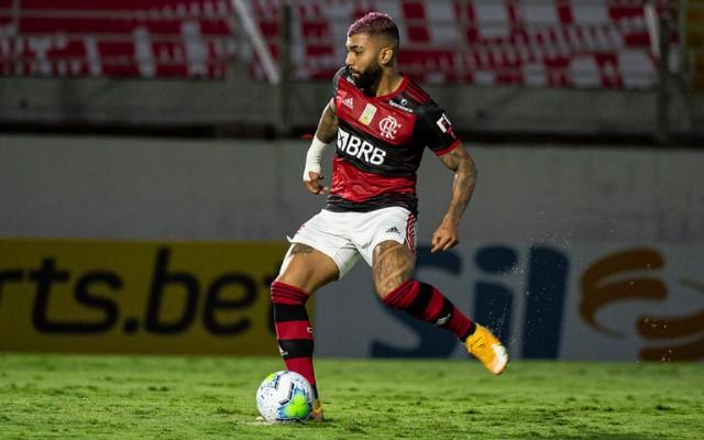 Flamengo tem menor taxa de conversão em grandes chances de gol