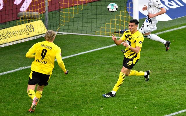Ex-Flamengo, Reinier marca primeiro gol pelo Borussia Dortmund