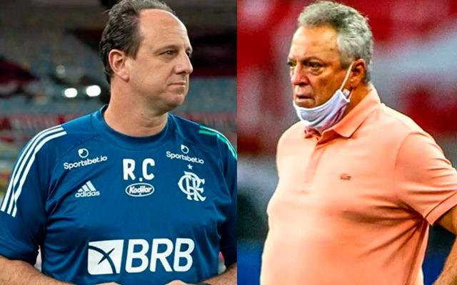 Rogério Ceni e Abel Braga apresentam semelhanças impressionantes no comando  de Flamengo e Internacional; veja números - Flamengo | Coluna do Fla