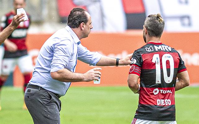 Após conselho de Seedorf, Diego revela inspiração para exercer nova função no Flamengo