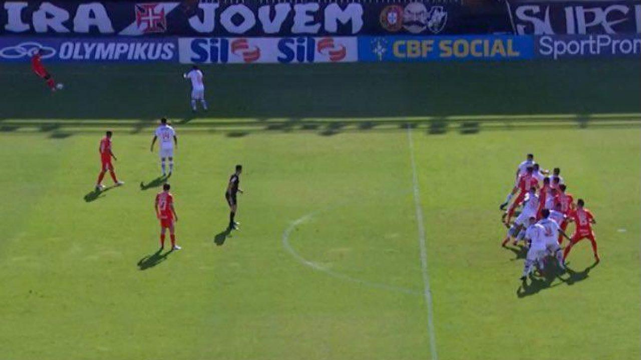 Inter Tem Gol Duvidoso Validado Contra O Vasco E Arbitragem Alega Var Descalibrado Flamengo Coluna Do Fla