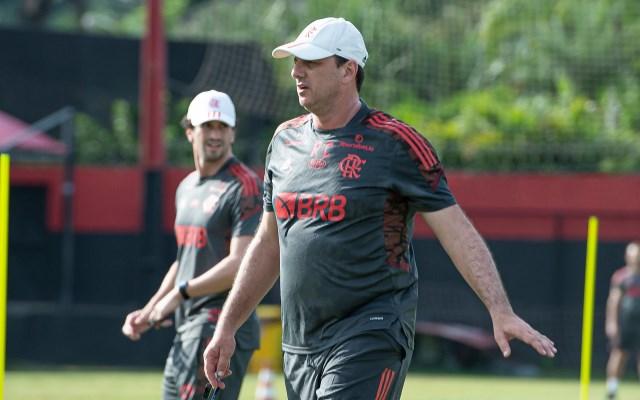 Após mudança no sistema de jogo, Ceni revela segredo para sucesso no Flamengo