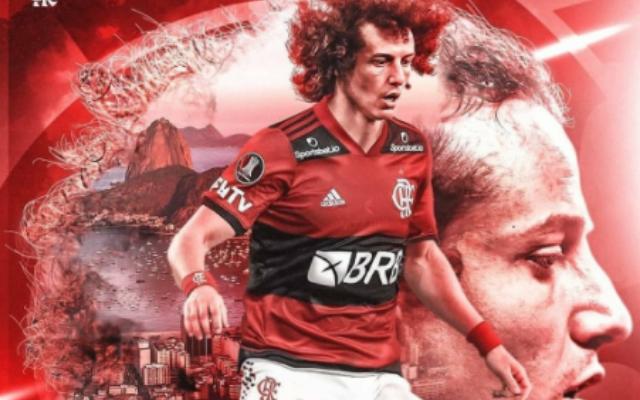 [PARTICIPE] Deixe sua mensagem de boas-vindas a David Luiz, novo reforço do Rubro-Negro