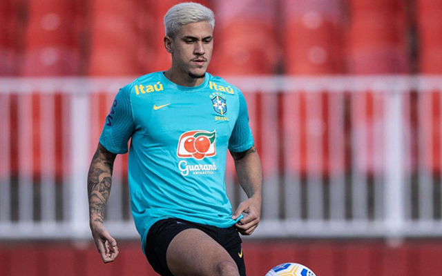 Jogadores do Flamengo brincam com Pedro em post da Seleção Olímpica -  Flamengo | Coluna do Fla