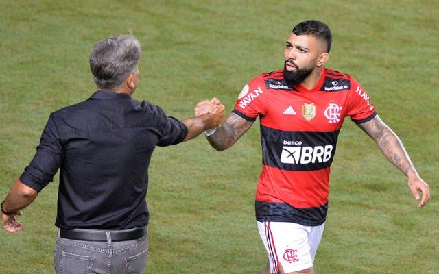 Gabigol ou Renato: quem é o principal personagem do Flamengo em 2021? Veja o debate