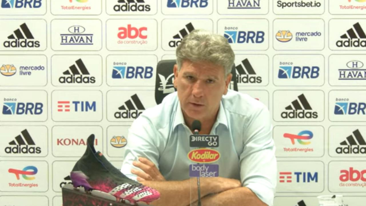 Renato afirma que irá poupar grupo principal contra o ABC e ficará no Rio