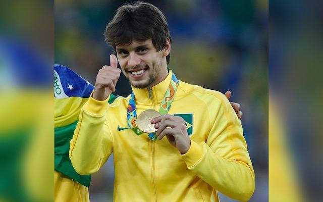 Rodrigo Caio relembre conquista do Ouro Olímpico em 2016: Eletrizante