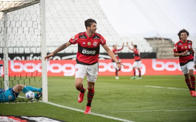 Gustavo Henrique elogia intensidade de Renato Gaúcho e fala sobre momento no Flamengo