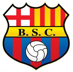 Escudo do Barcelona-EQU