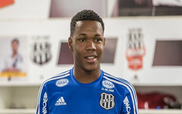 Flamengo processa Ponte Preta por negociação com volante Matheus Jesus; entenda