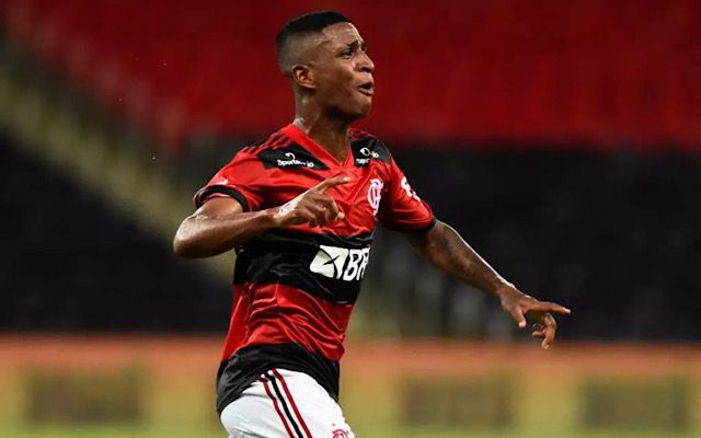 Flamengo acerta empréstimo de jovem meia ao Cuiabá até o fim da temporada